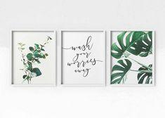 Bathroom Quotes, Bathroom Wall Art, Washroom, Printable Art, Printables, Home Printers, Printing Services, No Worries, Shutterfly