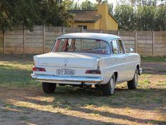 Mercedes benz 1964 Fintail  Sexy!!!