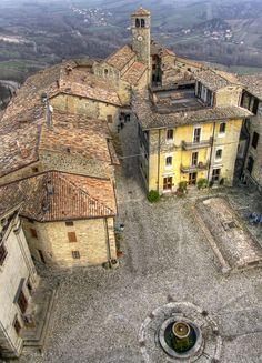 Vigoleno - Piacenza, Italy - March 15, 2009 - Giorgio Galeotti
