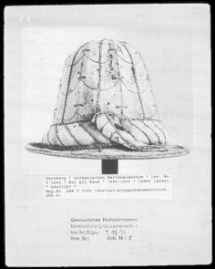 Leather hat (German 1586)