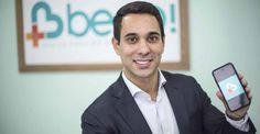 Já conhece o Beep Saúde - o UBER de médicos?