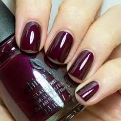 China Glaze — Conduct Yourself (All Aboard Collection | Fall 2014)