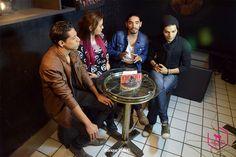 El grupo Aurica en entrevsiata con el Team BurritoMOOD