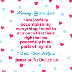 Simple affirmations are great to shift your mindset about life and introduce effective change in your life.