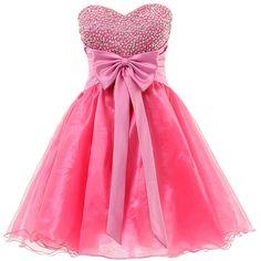 BORROW MARIELLA'S DARK PURPLE AND PINK.  My new junior prom dress!! Prob. In purple