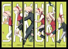 868 Me gusta, 1 comentarios - Sakura Haruno Sakura Haruno, Sakura Manga, Sakura And Sasuke, Uzumaki Boruto, Narusaku, Naruto Shippuden Anime, Anime Naruto, Naruto Girls, Naruto Art