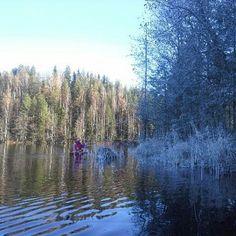 Talven tuloa Mikkelissä