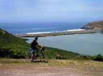Mountainbike headlands: Bay City Bike - San Francisco Bike Rentals and BikeTours