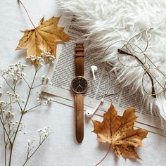 #flatlay #flatlayforever #autumn #kaptenandson Autumn feeling? Brown Flatlay Love!