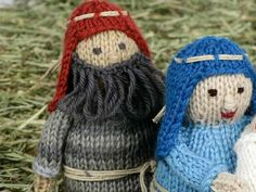 The second stage of ourNativity KAL is here and this time it's Joseph! The yarn pack is still available to purchase here, so don't worry if you missed out! Dow