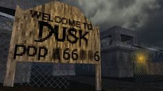 Welcome to DUSK (PC Game 2017)