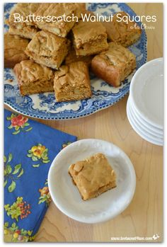 "Butterscotch Walnut Squares a la Chris started out as Chris's Butterscotch Walnut Squares.  But, that seemed like such a mouthful of ""s's"" that I thought I'd throw Google's bots into a tizzy when searching my site for key words!  So, ""a la Chris"" it is instead! Chris is a long-time friend of countless years.  We worked …"