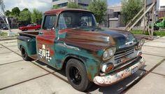 Chevrolet Apache (1958) - Athlon – Tour of the century