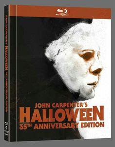 John Carpenter's 'Halloween' 35th Anniversary Edition Blu-ray