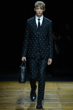 Dior Homme | Fall 2014 Menswear Collection
