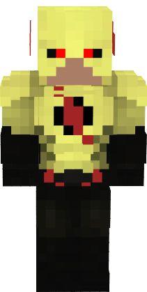 Minecraft Spielen Deutsch Skin Para Minecraft De Quiksilver Bild - Skins para minecraft pe quiksilver