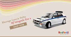 Shop for Bburago Lancia Delta Hf Integrale Evo 2 Online at Redbell.com. Shop Now #toys #toystore #online #rccars #rc #remotecontrollcars #shopping #delhi