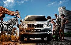 New Prado. Amazing from Every Point of View