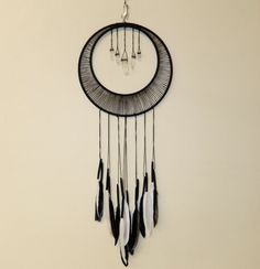 Be guided by the moonlight As we sleep we have many dreams complex and simple. Each dream catcher is made with the hand of a Medium to help guide us