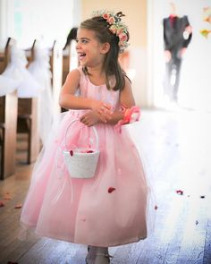 Flower Girls and Ring Bearers | SnapKnot