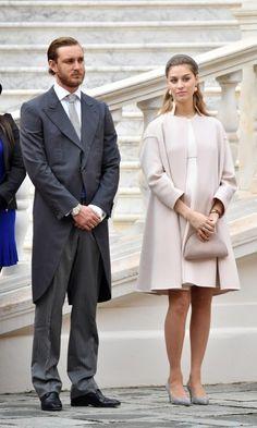 Pierre Casiraghi and Beatrice Borromeo welcome a baby boy in Monaco