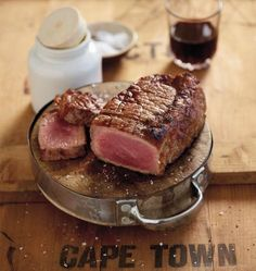 Overcooking is your greatest risk when braaing a fillet. Some people like to braai fillets whole but Jan Braai prefers to cut the fillet before and then braai Fillet Steak Recipes, Beef Fillet, Braai Recipes, Meat Recipes, Cooking Recipes, Cooking Tips, Recipies, Dinner Recipes, Perfect Steak