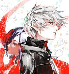 "manga-ghoul: ""旧下/stkY4(Twitter) 旧下/furushita(pixiv) #Permission """