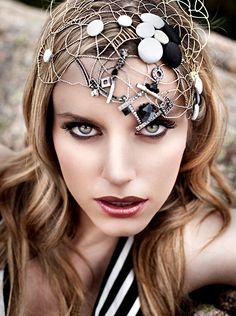 Carolina Bang by Rebeca Sarayfor Babylon Magazine