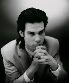https://flic.kr/p/6aEeYN | nick cave 2 bw | bad seeds