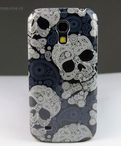 Cool Skull Style Protective Case for iPhone 4 and (Gray) Iphone 7, Coque Iphone 6, Cheap Iphone 6 Cases, Ipod Cases, Lace Skull, Funny Ghost, Skull Fashion, Skull Design, Iphone Accessories