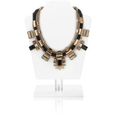 Accessorize Pharaoh Statement Necklace