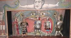 Image result for medieval puppets