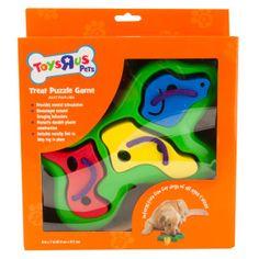 "Toys""R""Us® Pets Treat Dispensing Dog Puzzle Dog Puzzles, Puzzle Toys, Pet Treats, Toys R Us, Fur Babies, Entertaining, Pet Stuff, Pets, Funny"