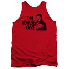 """Checkout our #LicensedGear products FREE SHIPPING + 10% OFF Coupon Code """"Official"""" Star Trek / Im Number One - Adult Tank - Star Trek / Im Number One - Adult Tank - Price: $29.99. Buy now at https://officiallylicensedgear.com/star-trek-im-number-one-adult-tank"""