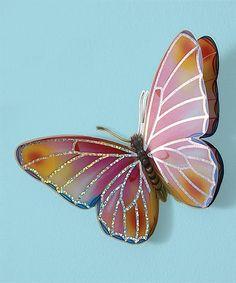 Butterfly Wall Sticker Set