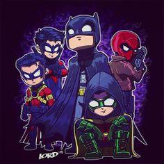 lordmesa-batfamily