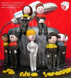 Voyager Cake (7 of nine)