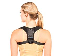Collier Cervical, Athletic Tank Tops, Bra, Women, Stress, Internet, Posture Correction, Good Posture, Man Women
