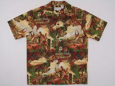 658f8ac6 Island Shirts, Aloha Shirt, Vintage Hawaiian, Floral Shirts, Hawaiian  Dresses, Shirt