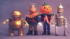 wizard of oz and return to oz action figures!  :)  i wish they would make Billina the chicken.... so cute.