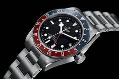 Baselworld 2018: Tudor Black Bay GMT Watch