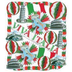 Italian Decorating Kit - 22 Pcs (1 Assortment) - wholesale party ...