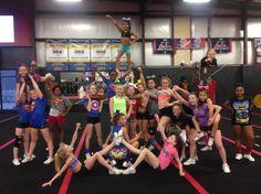 Cheer practice theme super heroes