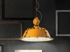 Plafonnier en céramique. Mod. INDUSTRIAL C Industrial, Ceiling Lights, Lighting, Pendant, Home Decor, Light Fixtures, Industrial Music, Ceiling Lamps, Pendants