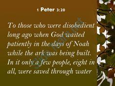 1 peter 3 20 the ark was being built powerpoint church sermon Slide03  http://www.slideteam.net/