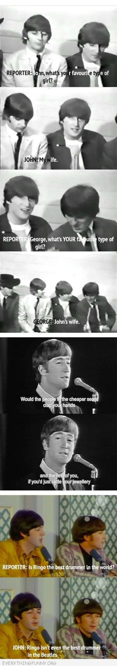 why we love the Beatles