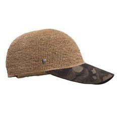 Ryan Camo Baseball Cap Crochet Crown, Camo Hats, Camouflage, Beanie, Mesh, Stitch, Fashion Caps, Baseball Caps, Contrast
