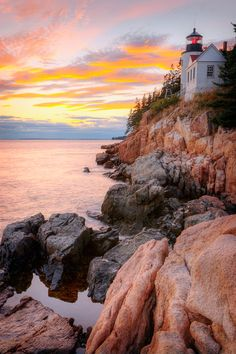 BAR HARBOR, ME, could go there over and over