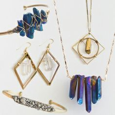 We are happy to be carried on JewelMint Collective!