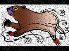 The Ojibway Creation Story- Similar to Earth on Turtle's Back (Canadian Tale- Ontario), about the formation of North America